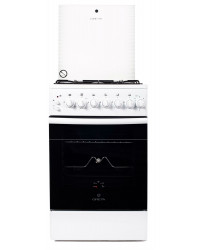 Кухонная плита Greta 1470-ГЭ\07 белая