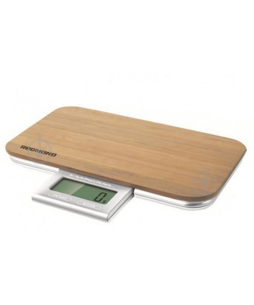 Кухонные весы Redmond RS-721 (Дерево)
