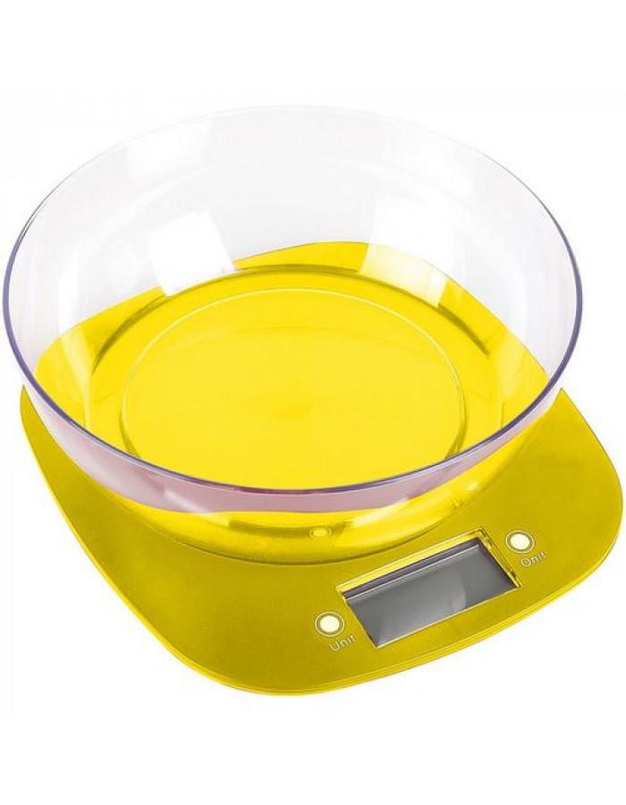 Кухонные весы Magio MG-290 yellow