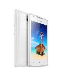 Мобильный телефон Lenovo A1000 Dual White