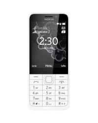 Мобильный телефон Nokia 230 Silver White