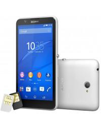 Мобильный телефон Sony E2115 (White) Xperia E4 Dual