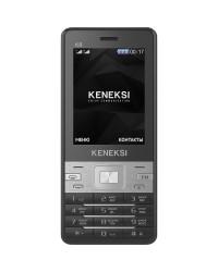 Мобильный телефон Keneksi K8 Black
