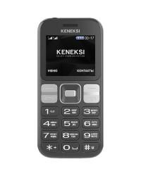 Мобильный телефон Keneksi T2 Black