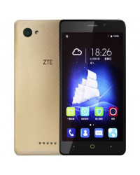Мобильный телефон ZTE Blade A601 Gold