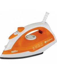 Утюг Kalunas KGC-7180 (оранжево-белый)