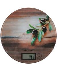 Напольные весы Maxwell MW-1460 Brown