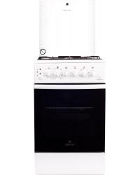 Кухонная плита Greta 1470-ГЭ\00 белая