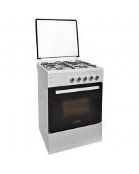 Кухонная плита Canrey CG 6040KG White