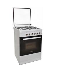 Кухонная плита Canrey CGE 5022GT White