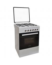 Кухонная плита Canrey CGE 6040GT White
