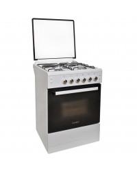 Кухонная плита Canrey CGE 6031GT White