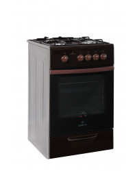 Кухонная плита Greta 1470-00-20 коричн