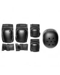 Bravis Набор защиты SK+ (размер М, черный)