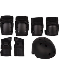 Bravis Набор защиты SK+ (размер L, черный)