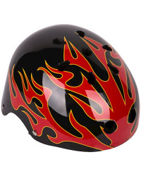 Bravis Шлем защитный SH (fire)