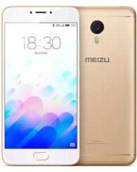 Мобильный телефон Meizu M3 Note 16GB gold