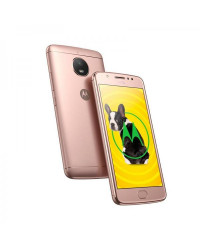 Мобильный телефон Motorola Moto E (XT1762) Metallic Blush Gold
