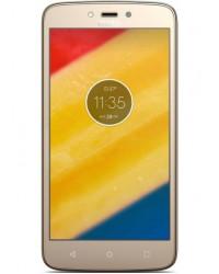 Мобильный телефон Motorola Moto C Plus (XT1723) Fine Gold