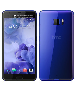 Мобильный телефон HTC U ULTRA 4/64Gb Dual Sim Saphire Blue