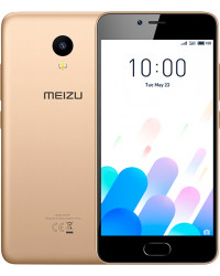 Мобильный телефон Meizu M5с 32Gb gold
