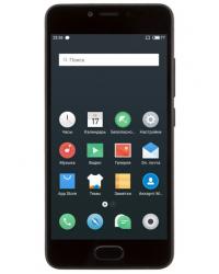 Мобильный телефон Meizu M5с 32Gb black