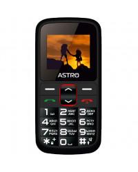 Мобильный телефон Astro A172 Black/Red