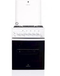 Кухонная плита Greta 1470-ГЭ\09 белая