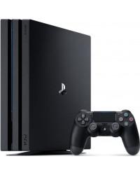 Игровые консоли Sony PlayStation 4 Pro 1Tb Black