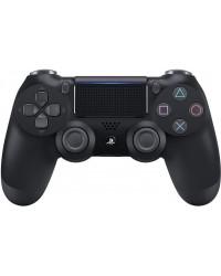 Игровые консоли Геймпад беспроводной Sony PlayStation Dualshock v2 Jet Black