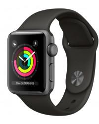 Смарт-часы Apple Watch Series 3 38mm Space Grey Aluminium Case (ZKMQKV2GKA)