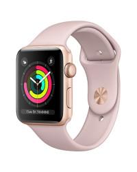 Смарт-часы Apple Watch Series 3 42mm Gold Aluminium Case with Pink