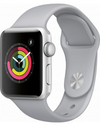 Смарт-часы Apple Watch Series 3 38mm Silver Aluminium Case (ZKMQKU2FSA)