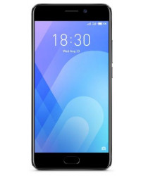Мобильный телефон Meizu M6 Note 16GB black