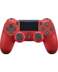 Игровая консоль Геймпад беспроводной SONY PlayStation Dualshock v2 Magma Red