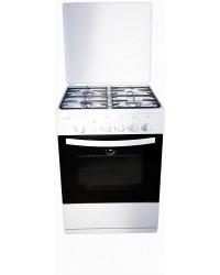Кухонная плита Milano F55G3/07 WHITE