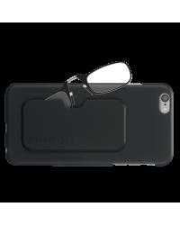 Очки для чтения Thinoptics 1.50, черные + Чехол iPhone 6+6S, черный (1.5BBI6)