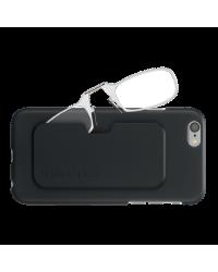 Очки для чтения Thinoptics 2.00, прозр + Чехол iPhone 6+6S Plus, черн (2.0CBI6P)