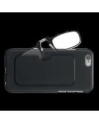 Очки для чтения Thinoptics 2.00, черные + Чехол iPhone 5+5S, черный (2.0BBI5)