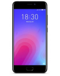 Мобильный телефон Meizu M6 32GB black