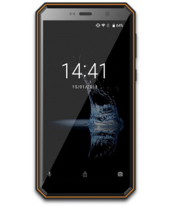 Мобильный телефон Sigma mobile X-treame PQ52 black-orange