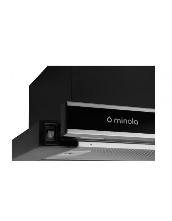Вытяжка Minola HTL 6060 I/ BL GLASS 430