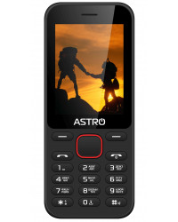 Мобильный телефон Astro A242 Black