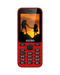 Мобильный телефон Astro A242 Red