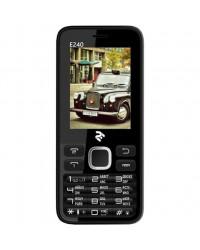 Мобильный телефон Twoe E240 Dual Sim Black