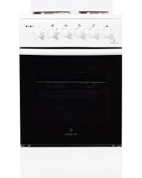 Кухонная плита Greta 1470-Э 06 белая