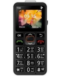 Мобильный телефон Twoe T180 SingleSim Black