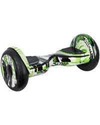 Гироборд Bravis G100 FUNKY II green