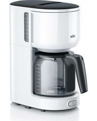 Кофеварка Braun KF 3120 WH