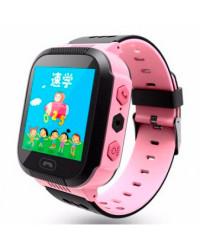 Смарт-часы GoGPS ME K12 Розовые